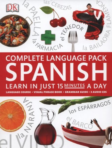 Complete Language Pack: Spanish