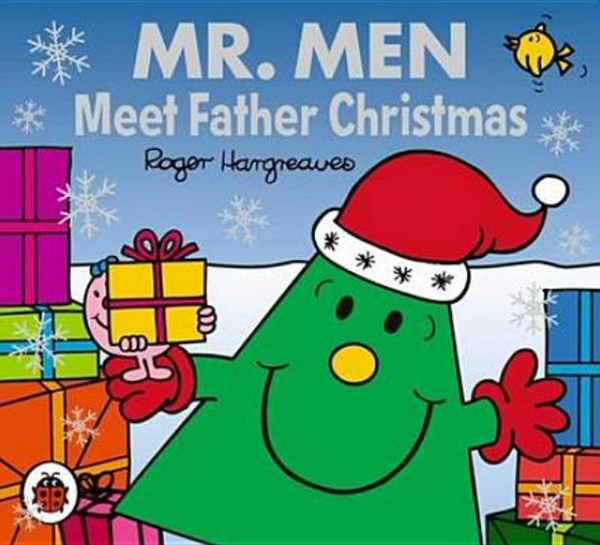 Mr Men and Little Miss: Mr Men Meet Father Christmas