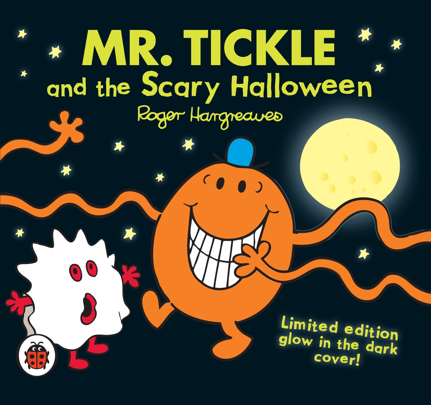 Mr Men and Little Miss: Mr Tickle and the Scary Halloween