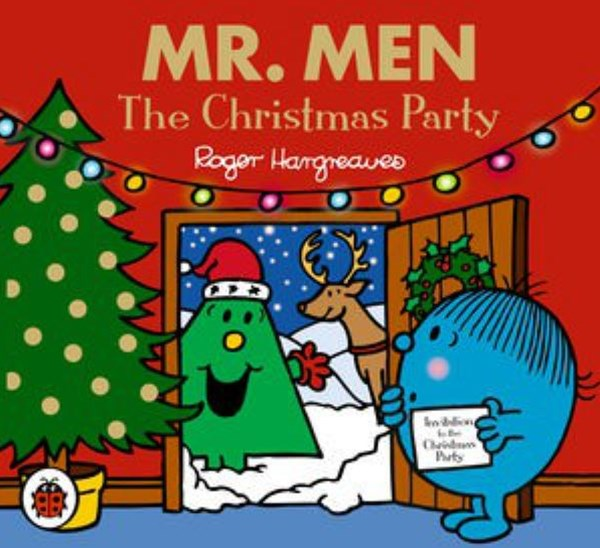 Mr Men and Little Miss: Mr Men Christmas Party