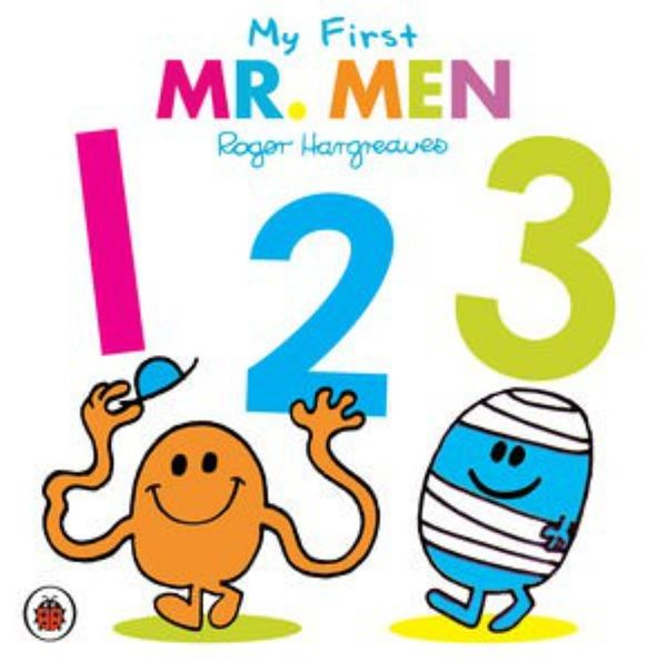 Mr Men and Little Miss: My First 123