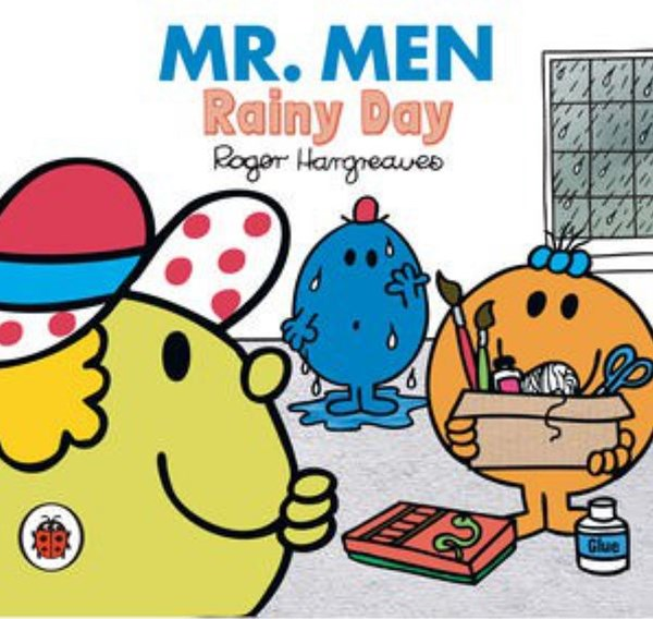 Mr Men and Little Miss: Mr Men Everyday: Rainy Day
