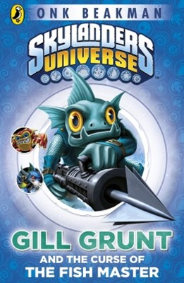 (ebook) Skylanders Mask of Power: Gill Grunt and the Curse of the Fish Master
