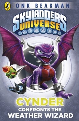 (ebook) Skylanders Mask of Power: Cynder Confronts the Weather Wizard