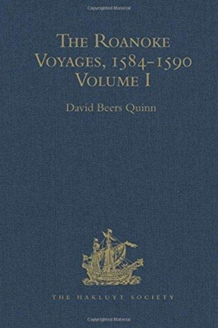 Roanoke Voyages, 1584-1590