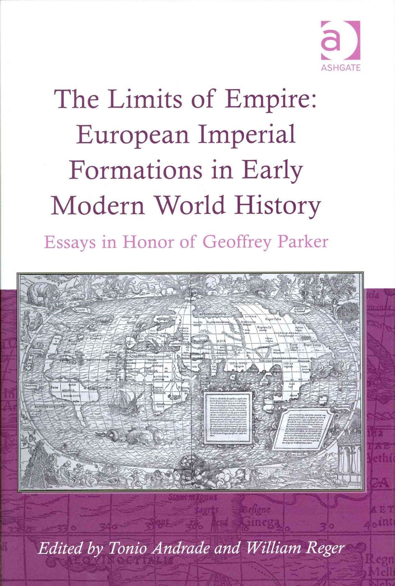 Limits of Empire: European Imperial Formations in Early Modern World History