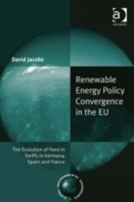 Renewable Energy Policy Convergence in the EU