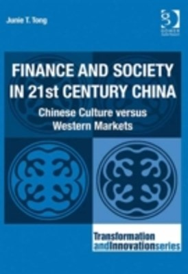 (ebook) Finance and Society in 21st Century China