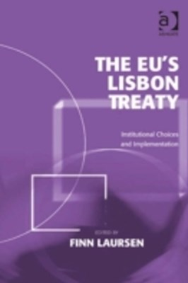 (ebook) EU's Lisbon Treaty