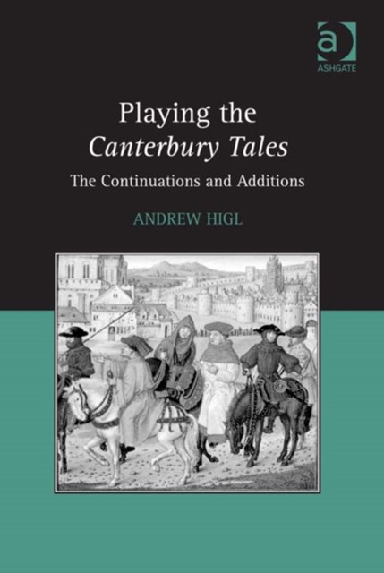 (ebook) Playing the Canterbury Tales