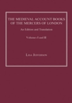 (ebook) Medieval Account Books of the Mercers of London