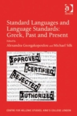 (ebook) Standard Languages and Language Standards - Greek, Past and Present