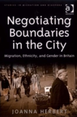 Negotiating Boundaries in the City