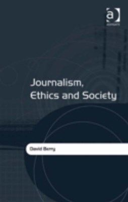(ebook) Journalism, Ethics and Society