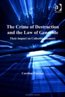 Crime of Destruction and the Law of Genocide