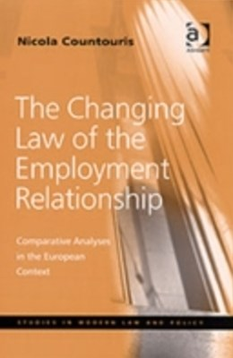 (ebook) Changing Law of the Employment Relationship