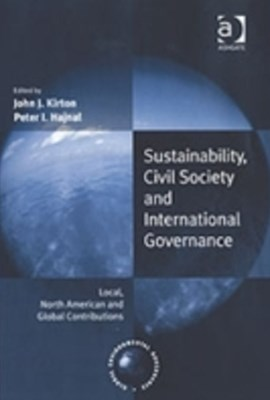 Sustainability, Civil Society and International Governance