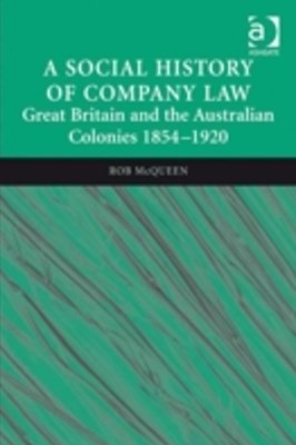Social History of Company Law