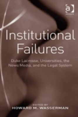 Institutional Failures