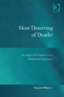 (ebook) Most Deserving of Death?