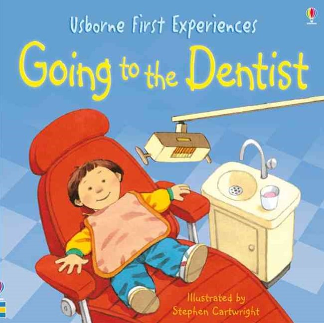Usborne First Experiences Going To The Dentist