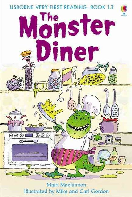 The Monster Diner