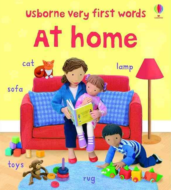 Very First Words: At Home