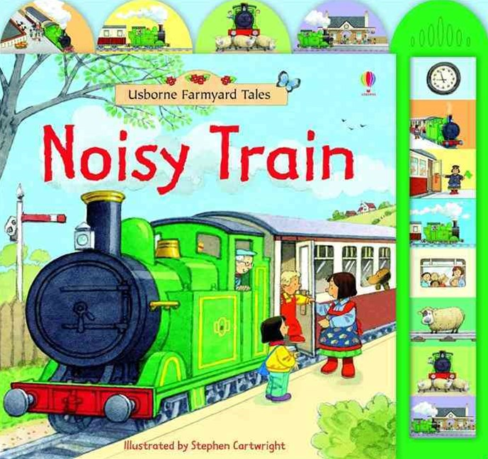 Farmyard Tales Noisy Train