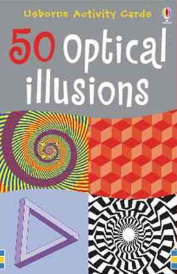 50 Optical Illusions Activity Cards
