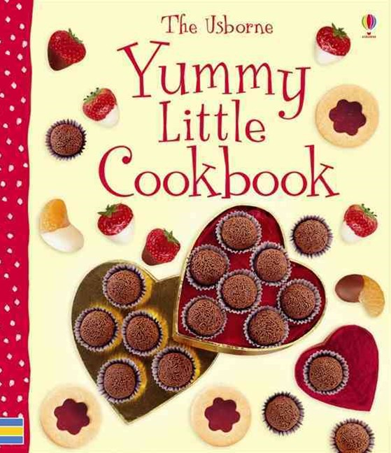 Yummy Little Cookbook Spiral Edition