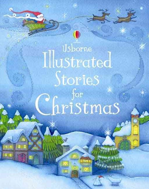 Illustrated Christmas Stories