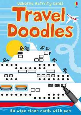 Travel Doodles Activity Cards