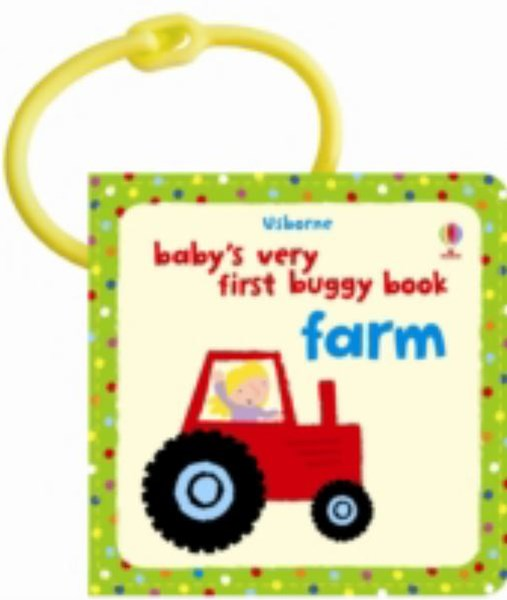 Baby's Very First Buggy Book Farm