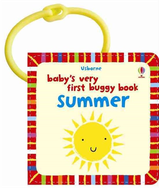 Baby's Very First Buggy Book Summer