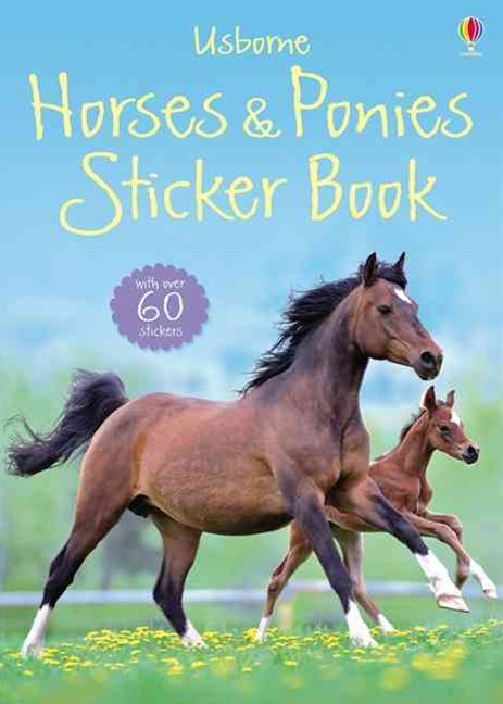 Spotter's Sticker Guides: Horses and Ponies