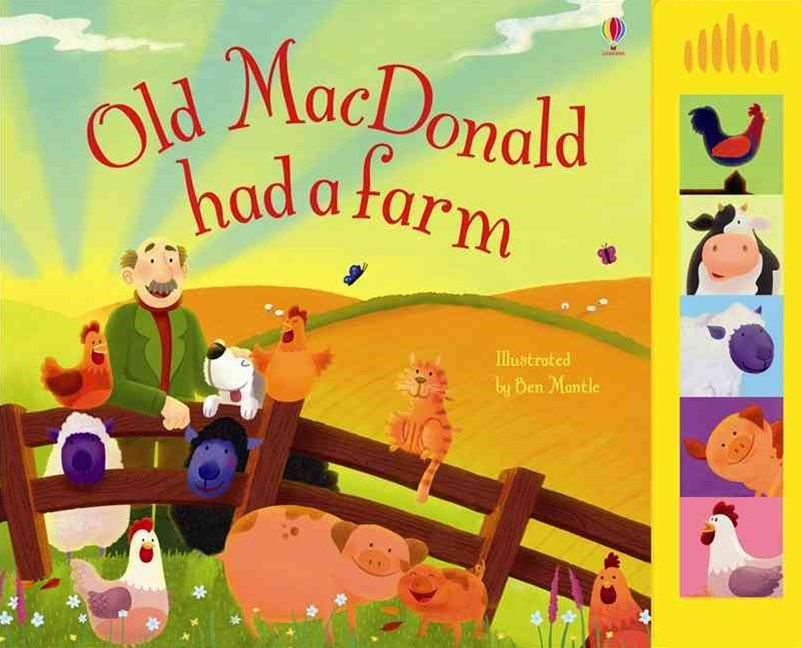 Old MacDonald Had a Farm With Sounds