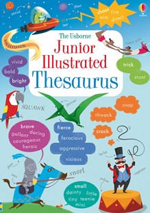 Junior Illustrated Thesaurus by James Maclaine (9781409534969) - PaperBack - Education