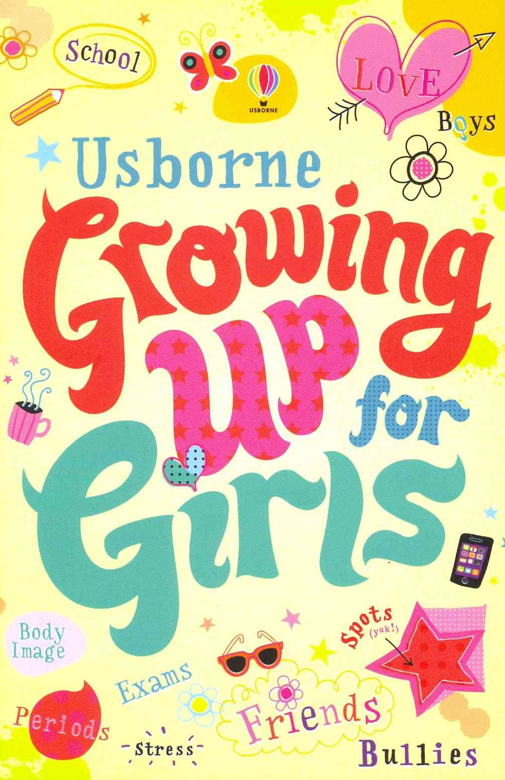 Girl's Growing up Book