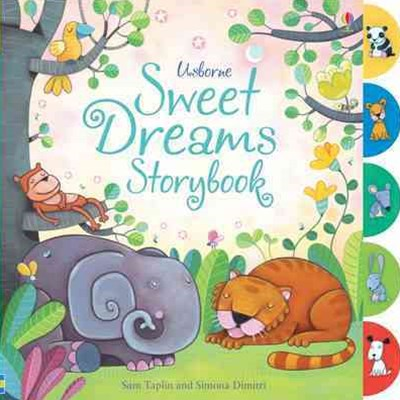 Sweet Dreams Story Book