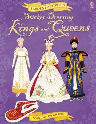 Sticker Dressing Kings and Queens