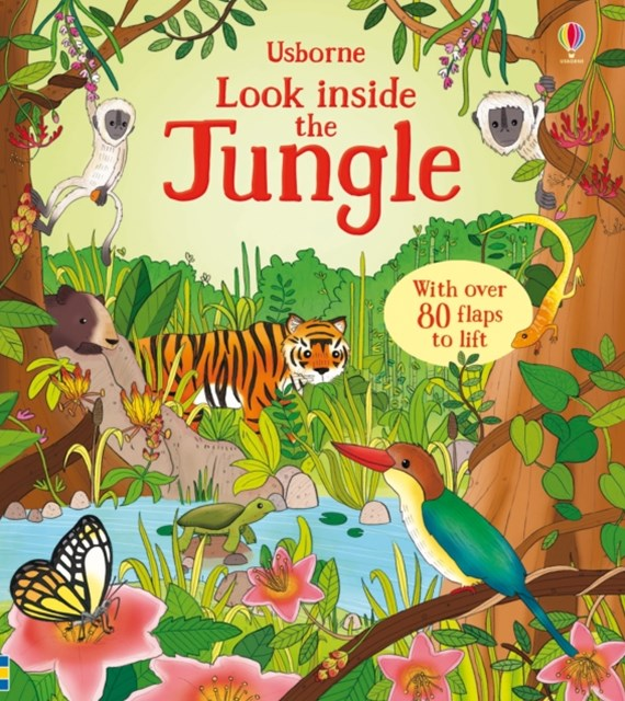 Look Inside the Jungle
