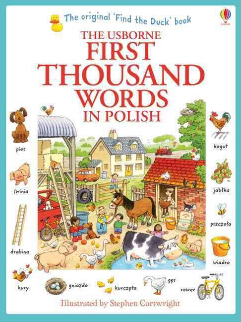 First Thousand Words in Polish