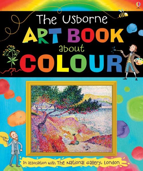My Very First Art Book About Colour