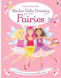 Sticker Dolly Dressing Fairies