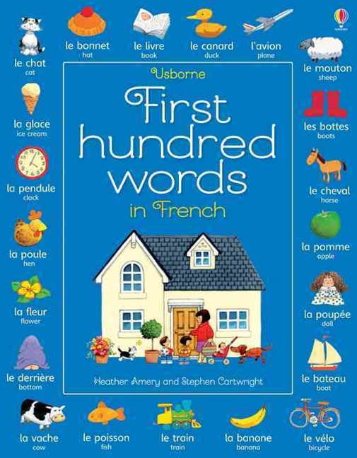 First Hundred Words in French