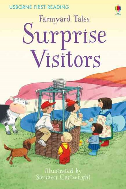 First Reading Farmyard Tales: Surprise Visitors
