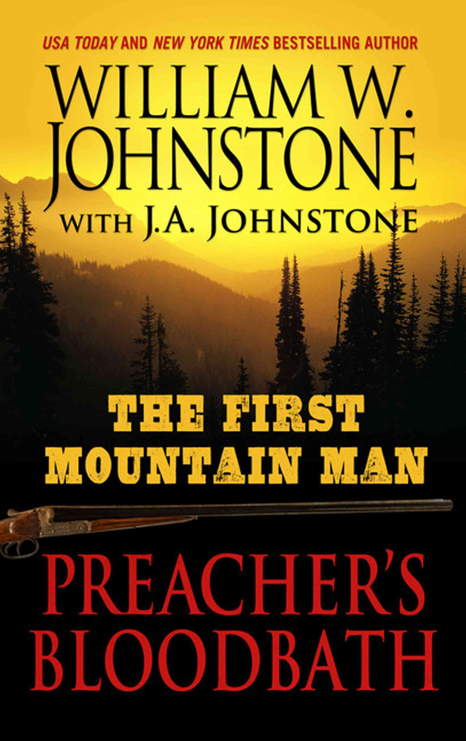 The First Mountain Man Preacher's Bloodbath