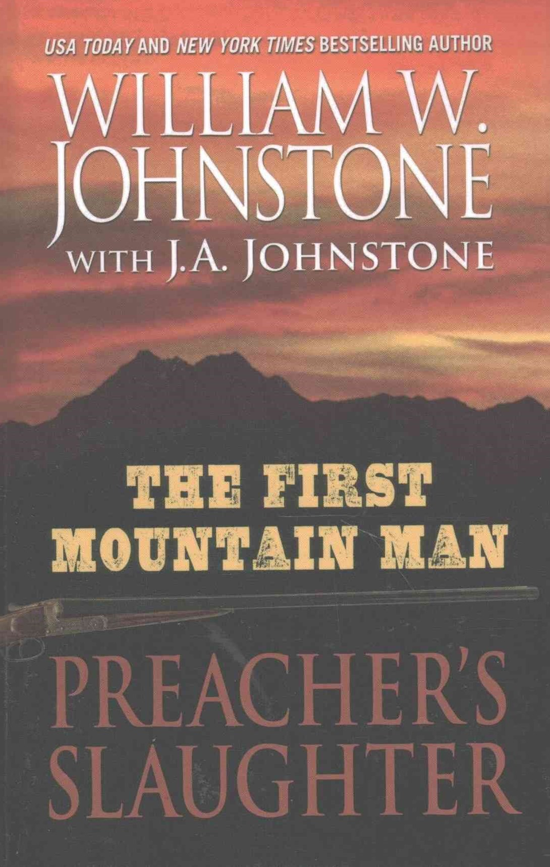 The First Mountain Man Preacher's Slaughter