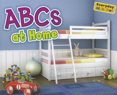 ABCs at Home by Daniel Nunn (9781410947369) - PaperBack - Non-Fiction Early Learning
