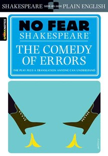 The Comedy of Errors (No Fear Shakespeare) by SparkNotes, John Crowther (9781411404373) - PaperBack - Poetry & Drama Plays